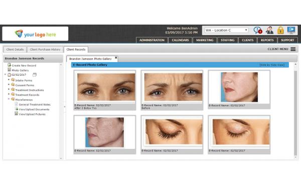 Client images