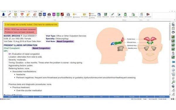 AllMeds EHR Software