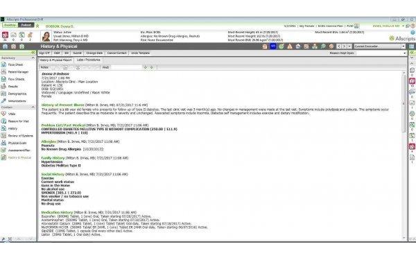 Allscripts EHR Software