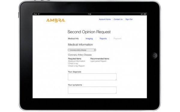 Ambra Health EHR Software