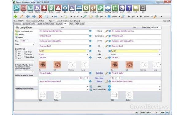 Compulink Dermatology Advantage EMR Software