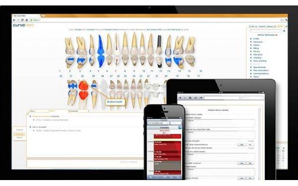 Curve Dental EHR Software