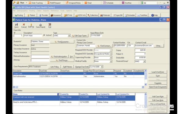 eMDs EHR Software