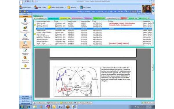 Patient documents