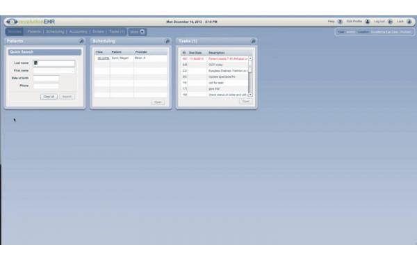 RevolutionEHR Software