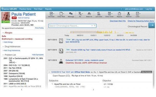 Elation Health EHR Software