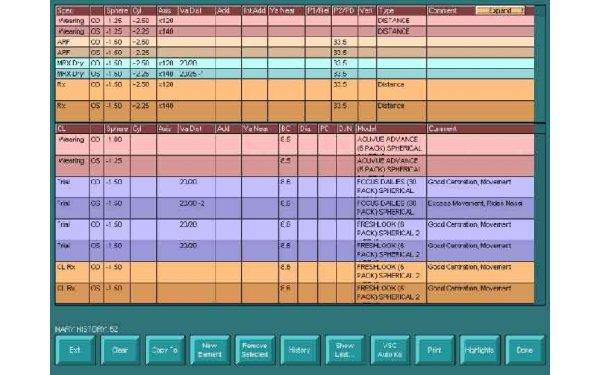 iO Practiceware Software