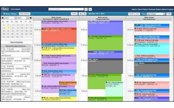 MedSym Practice Management Software