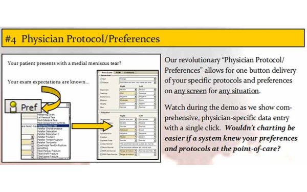 Physicians protocol