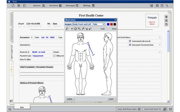 UniCharts EMR Software
